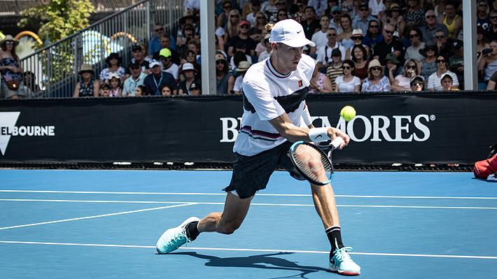 Argentino Mayer vuelve a vencer a Jarry y ahora lo saca del dobles del Abierto de Australia