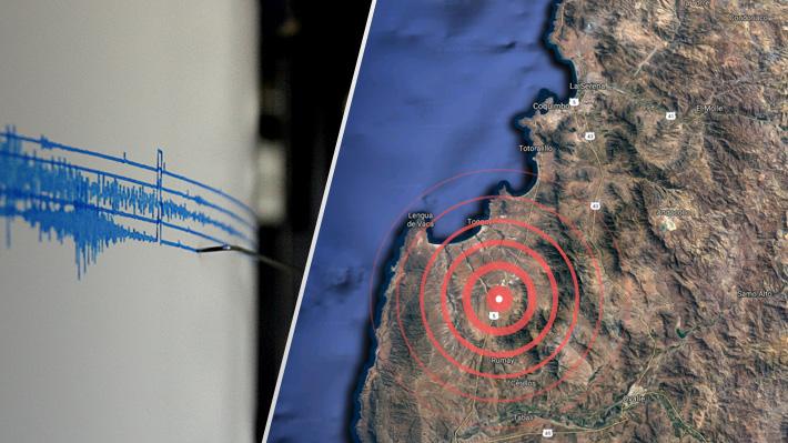 Revive el En Tiempo Real tras el fuerte sismo 6,7 Richter