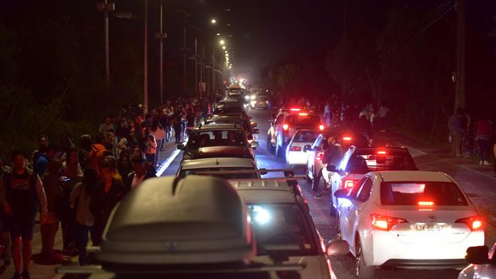 Más de 50 réplicas y dos víctimas fatales: Las consecuencias a seis horas del fuerte sismo en la Región de Coquimbo