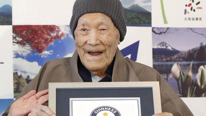 Masazo Nonaka, uno de los hombres más longevos del mundo, fallece a los 113 años en Japón