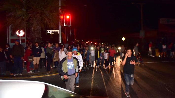 Alcalde de La Serena informa la reposición del 90% del suministro eléctrico en la zona