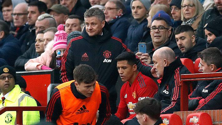 """Alexis cuenta lo que le dijo Solskjaer al plantel tras el despido de Mourinho y habla del """"nuevo"""" United"""