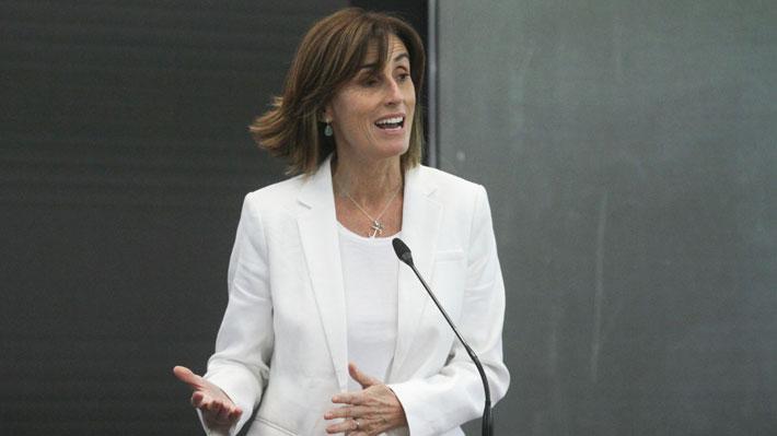 Marcela Cubillos aseguró que defenderán la Admisión Justa sin importar los votos que tengan