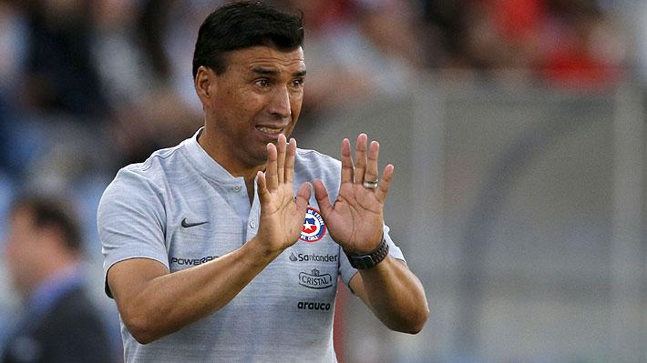 """Héctor Robles, el principal apuntado por el mal juego de la """"Roja"""" Sub 20 y los categóricos números que lo condenan"""