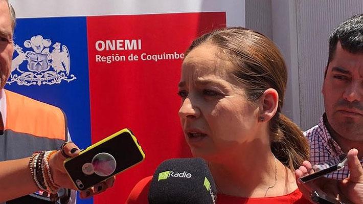 Intendenta de Coquimbo pide a turistas argentinos postergar su retorno ante cierre del Paso Agua Negra por fuertes derrumbes