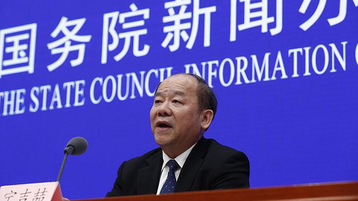 China publica cifras de 2018 y registra su crecimiento económico más bajo en 28 años