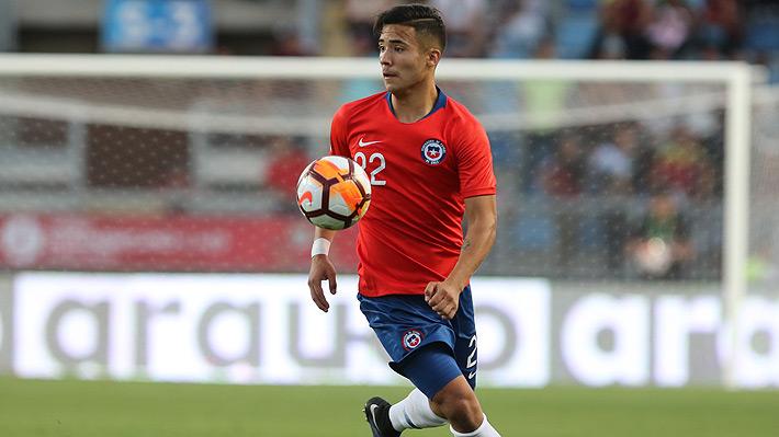 Es hermano de Paulo Díaz: El jugador de la Sub 20 que está en medio de la pólémica por ataque verbal a jugador venezolano