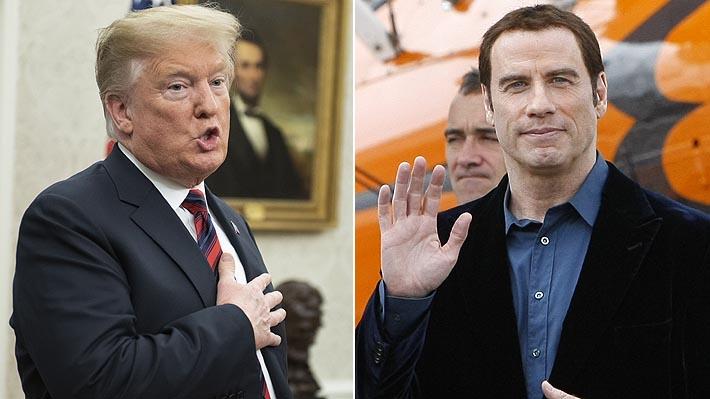 """Premios Razzie: Donald Trump nominado a """"peor actor"""" y filme de John Travolta entre los """"desastres"""" del cine en 2018"""
