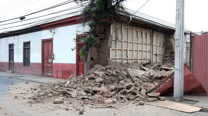 Qué implica declarar una zona de catástrofe como lo piden los alcaldes de Coquimbo y La Serena