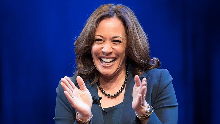 Senadora demócrata Kamala Harris anuncia su candidatura a la Presidencia de EE.UU.