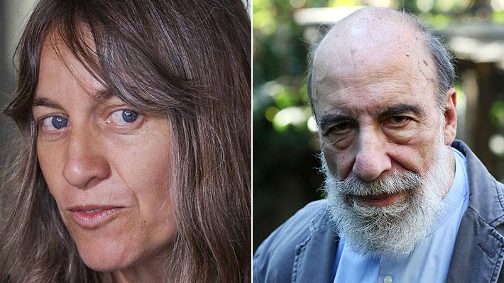 """Colombina Parra responde a Raúl Zurita por dichos sobre Nicanor Parra: """"Se te nota demasiado que te estorba"""""""