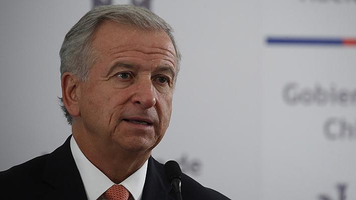 Larraín desmarca a Chile de un menor crecimiento en el mundo: Tenemos la posibilidad de cumplir con nuestras proyecciones