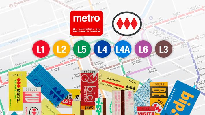 Línea 3 abre sus puertas: Revisa la expansión que ha tenido el Metro tramo por tramo