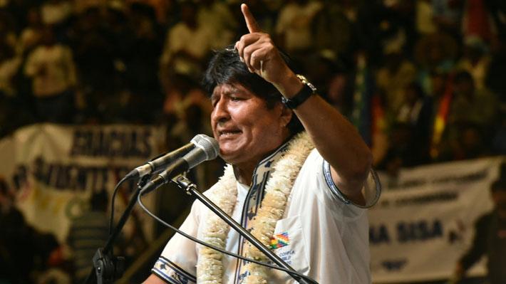 Evo Morales celebra 13 años en el Gobierno de Bolivia con los ojos puestos en una nueva reelección