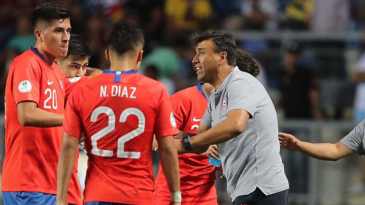 """Cómo, aun perdiendo con Brasil, la """"Roja"""" Sub 20 podría igual clasificar en el Sudamericano"""