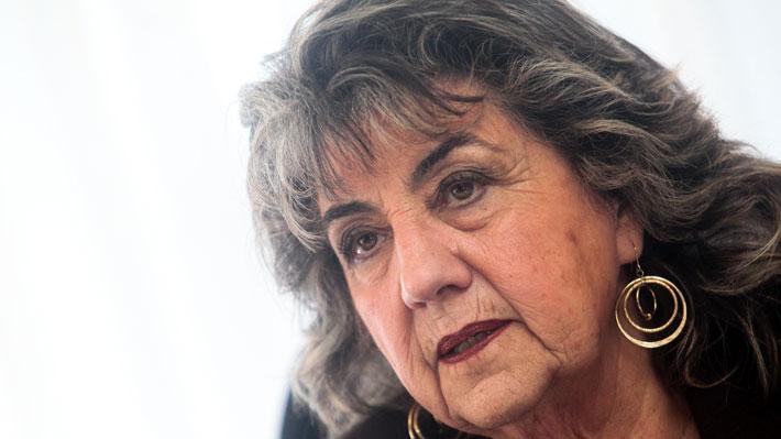 """Reginato reitera que deuda detectada por Contraloría está saldada: """"Quiero morirme siendo alcaldesa de Viña del Mar"""""""