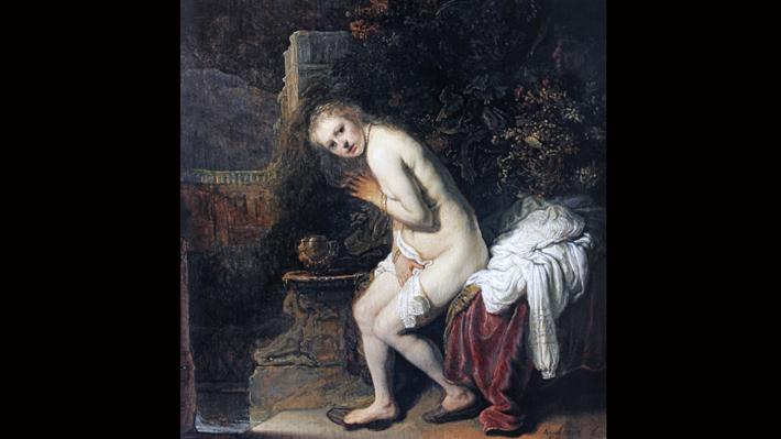 Investigador confirma que Rembrandt usó plumbonacrita para crear el efecto 3D en sus cuadros