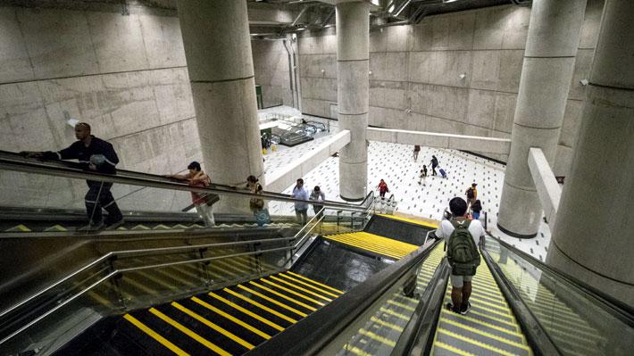 Llegar a 215 kilómetros en 2026: Los desafíos de Metro tras la inauguración de la Línea 3