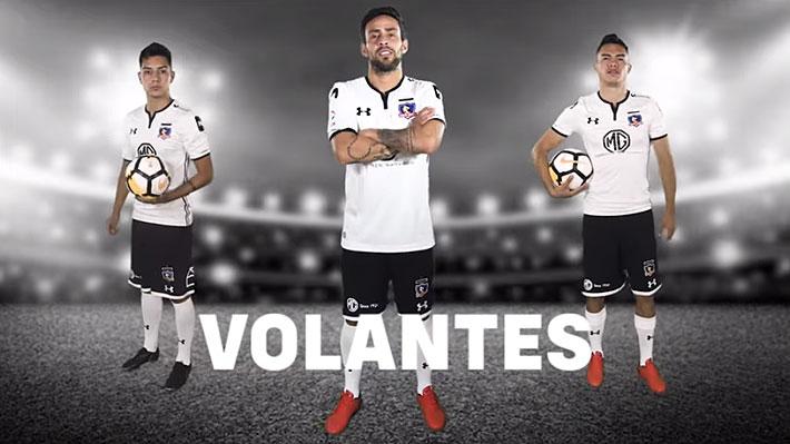 Colo Colo anuncia su plantel 2019: Un total de 27 jugadores y 10 de ellos son juveniles