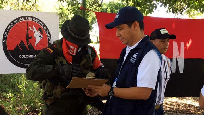 Los líderes del ELN que se encuentran en La Habana y que Colombia pidió su captura tras atentado en Bogotá