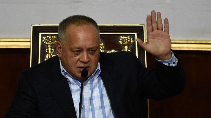 """Oficialismo venezolano tras autoproclamación de Guaidó: """"La derecha no tiene vergüenza ni escrúpulo"""""""