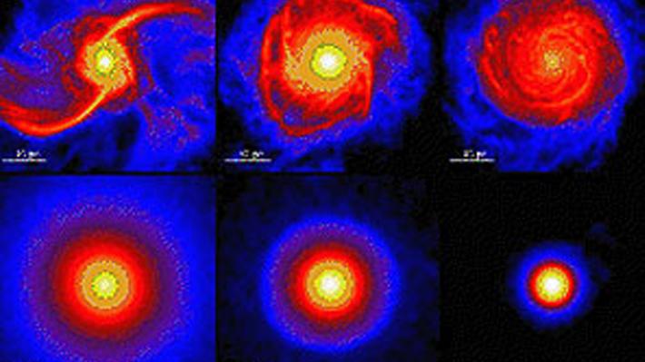 Astrónomo chileno publica teoría sobre el origen de los agujeros negros