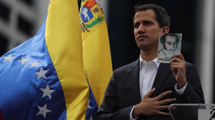 """Grupo de Lima respalda a Guaidó como """"Presidente encargado"""" de Venezuela y pide realizar elecciones en el """"más breve plazo"""""""