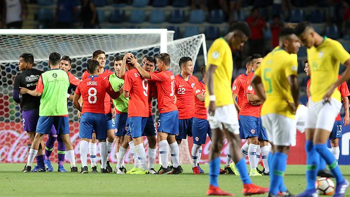 Cómo quedó el grupo de Chile y lo que necesita para clasificar en el cierre de la fase inicial del Sudamericano Sub 20