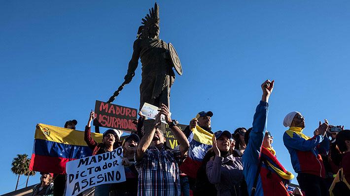 Comisión Interamericana de Derechos Humanos cifra en 16 los muertos por protestas de Venezuela