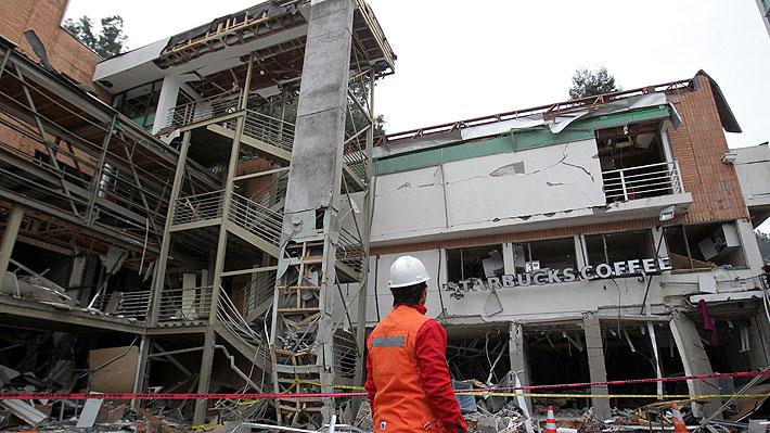 SEC aplica multas por $620 millones tras fatal explosión en el Sanatorio Alemán de Concepción
