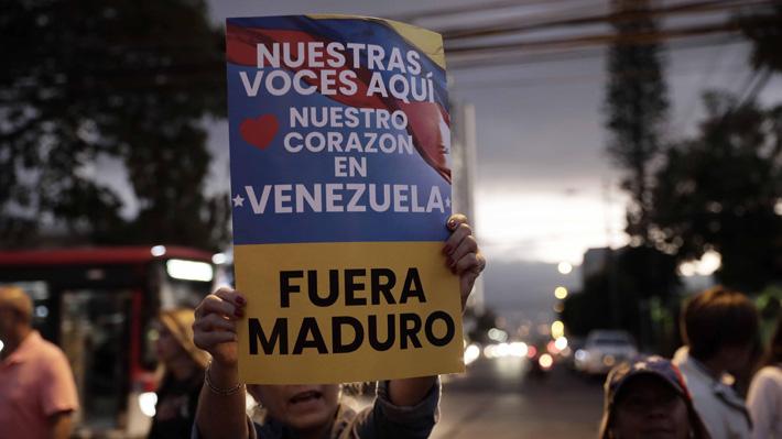 """Ex alcalde opositor y situación en Venezuela: """"Primera vez en 20 años que hemos visto la solidaridad del mundo"""""""
