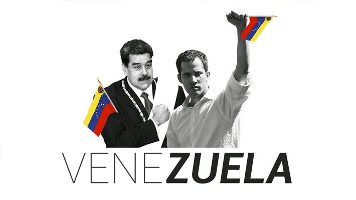 Un país con dos presidentes, dos parlamentos y dos tribunales supremos: La inédita situación de Venezuela