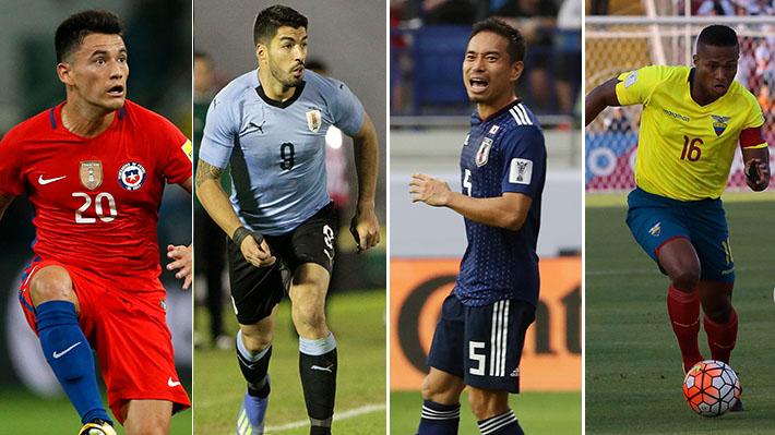 Chile ya tiene Grupo para la Copa América y Japón será su primer rival en el torneo
