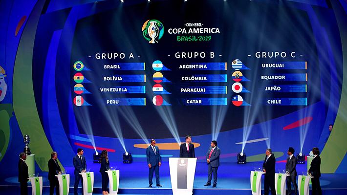 """""""Nunca hay que descuidarse con el bicampeón"""": Las reacciones en Uruguay respecto al sorteo de la Copa América"""