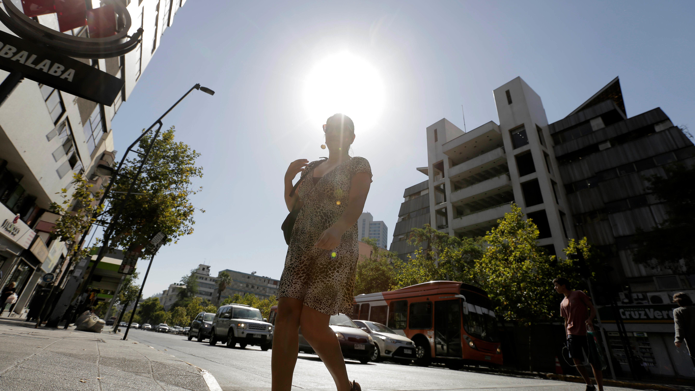 Onemi amplía alerta preventiva por ola de calor: Ya son seis las regiones afectadas