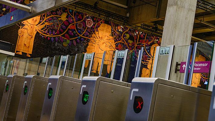 Precio del Transantiago aumenta $20 en todas sus tarifas: Metro en horario punta llegará a los $800
