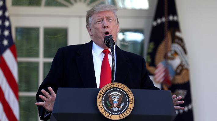 Trump anuncia acuerdo para reabrir el Gobierno federal de EE.UU. después de 35 días