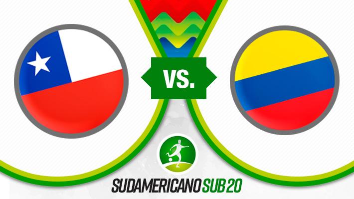 Mira cómo se dio la increíble eliminación de Chile Sub 20 en la última jugada del partido