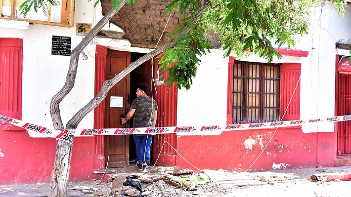 A una semana del terremoto en en la Región de Coquimbo: Cómo operan los seguros contra sismos