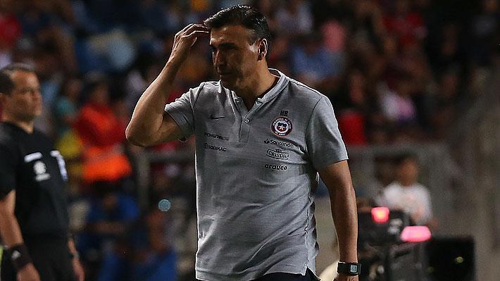 """Héctor Robles anuncia su salida de la """"Roja"""" Sub 20 luego de fracasar en un nuevo Sudamericano"""