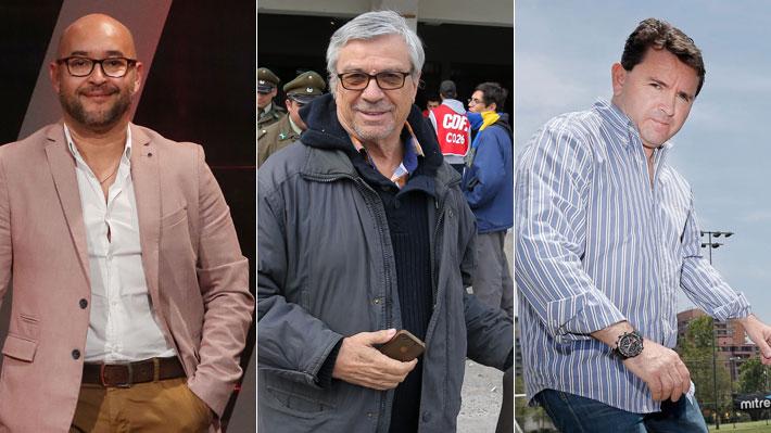 """Pablo Flamm, """"Caco"""" Villalta y Gerardo Herrera encabezan despidos en el CDF"""