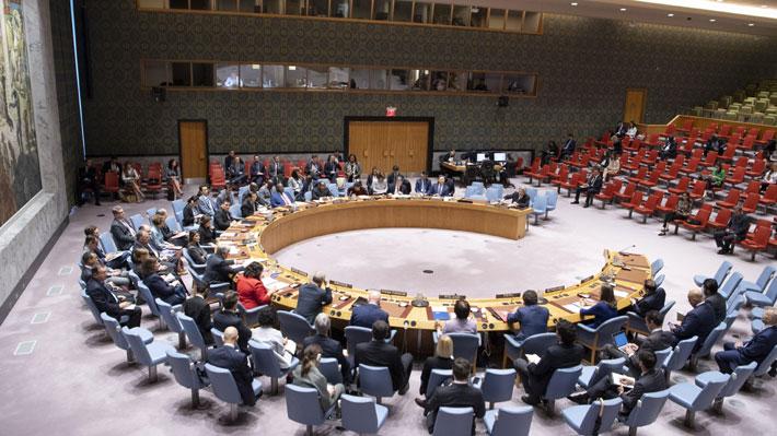 ONU: Rusia y China bloquean proyecto de declaración de EE.UU. sobre Venezuela