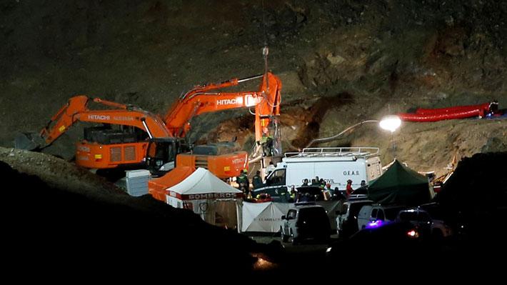 Realizan autopsia a Julen, el niño encontrado muerto en España tras caer en un profundo pozo en Málaga