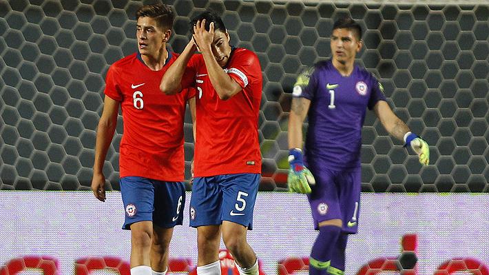 La ANFP asume el fracaso de la Sub 20 y anuncia reingeniería en el fútbol chileno