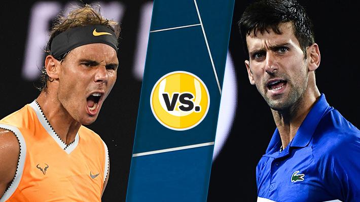 """Revive el juego a juego de la """"Superfinal"""" que ganó Djokovic a Nadal"""