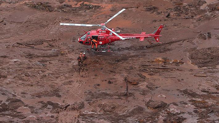 Evacúan pobladores ante el riesgo de rotura de otro dique minero en Brasil