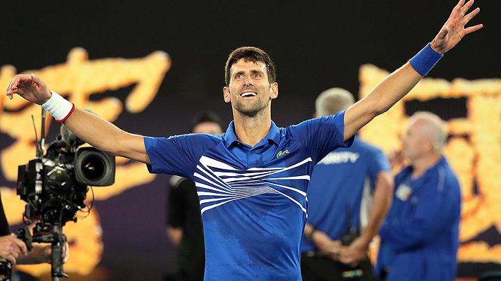 Djokovic da un recital de tenis, aplasta a Nadal y gana su séptimo título en el Abierto de Australia
