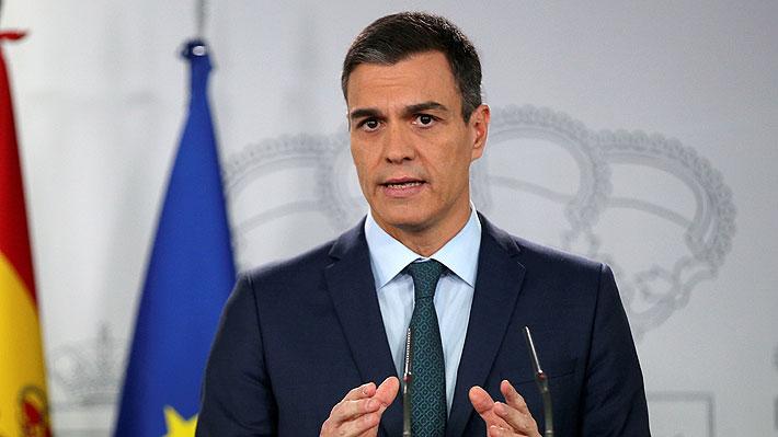 """Presidente de Gobierno español y crisis en Venezuela: """"La izquierda es todo lo opuesto a Maduro"""""""