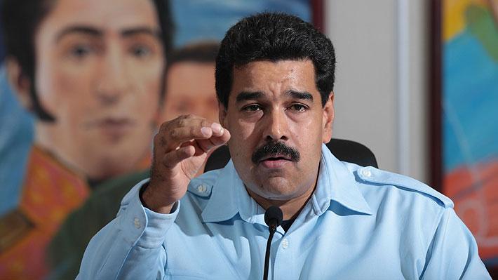 """Maduro y presiones de Europa: """"Nadie puede darnos un ultimátum, si alguien quiere abandonar el país, lo puede hacer"""""""
