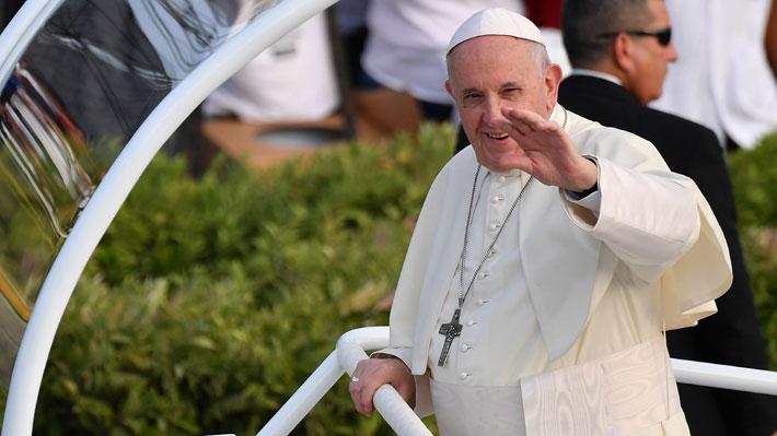 """Papa Francisco califica a la Virgen María como la """"primera influencer"""" de la historia"""